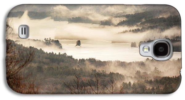Reservoir Galaxy S4 Cases - Foggy Reservoir Galaxy S4 Case by HD Connelly