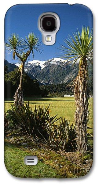 Aotearoa Galaxy S4 Cases - Franz Josef Glacier Galaxy S4 Case by Chris Selby