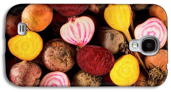 Fresh Beetroot And Red Onions Galaxy S4 Case by Aberration Films Ltd