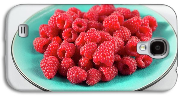 Fresh Raspberries Galaxy S4 Case by Aberration Films Ltd