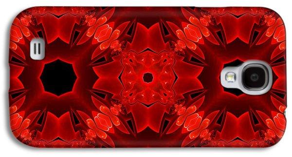 Funny Valentine Galaxy S4 Case by Georgiana Romanovna