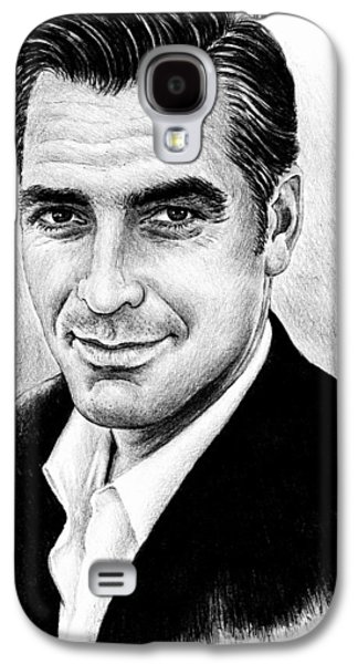 George Clooney Galaxy S4 Case by Andrew Read