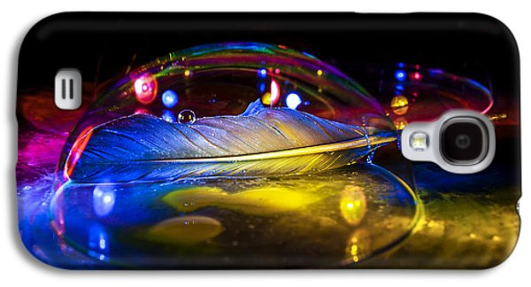 Artography Galaxy S4 Cases - Gift of life Galaxy S4 Case by Rohan Sandhir