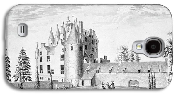 Glamis Castle Galaxy S4 Case by British Library