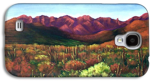 Landscape Acrylic Prints Galaxy S4 Cases - Gods Palette Galaxy S4 Case by Anthony Falbo