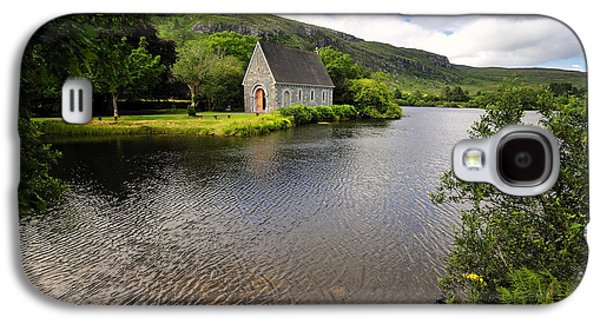 Gougane Barra Church Photographs Galaxy S4 Cases - Gougane Barra Galaxy S4 Case by Michael Walsh