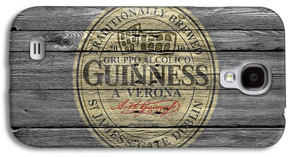 Breweries Galaxy S4 Cases - Guinness Galaxy S4 Case by Joe Hamilton