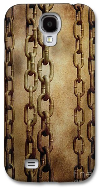 Hanged Chains Galaxy S4 Case by Carlos Caetano