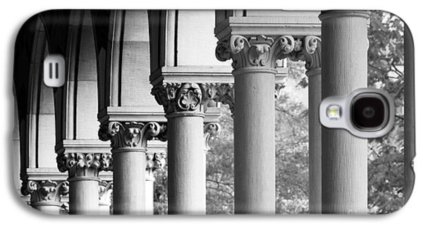 Special Occasion Photographs Galaxy S4 Cases - Harvard University Memorial Hall Galaxy S4 Case by University Icons