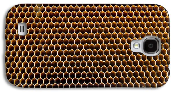 Component Photographs Galaxy S4 Cases - Honeycomb Core Galaxy S4 Case by Mark Williamson