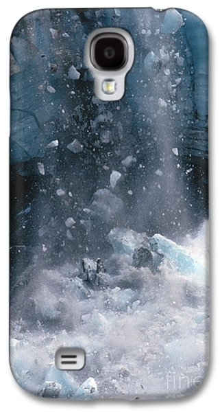 Aotearoa Galaxy S4 Cases - Icefall Galaxy S4 Case by Chris Selby