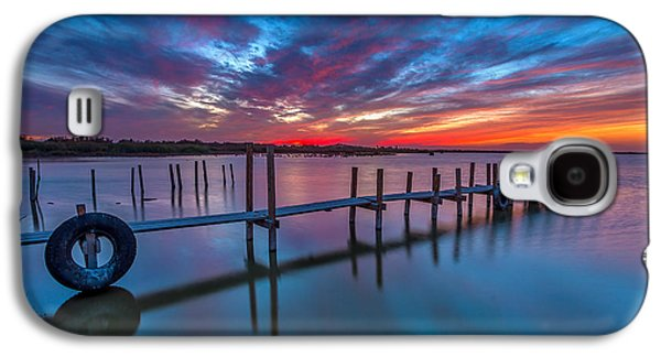 Simplistic Galaxy S4 Cases - Idyllic Galaxy S4 Case by Peter Tellone