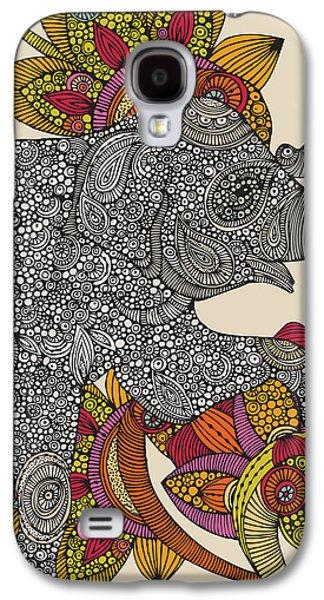 Illustration Photographs Galaxy S4 Cases - Ivan Galaxy S4 Case by Valentina Ramos