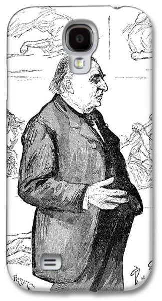 Psychiatry Galaxy S4 Cases - Jean Martin Charcot Galaxy S4 Case by Granger