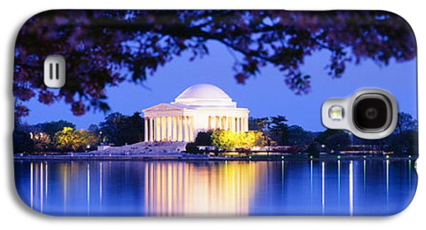 Jefferson Memorial, Washington Dc Galaxy S4 Case by Panoramic Images