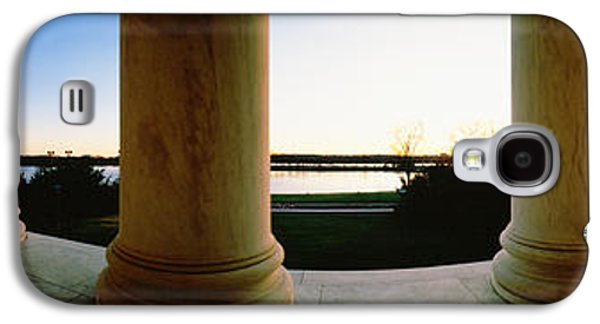 Jefferson Memorial Washington Dc Usa Galaxy S4 Case by Panoramic Images