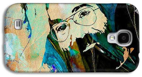Jerry Garcia Galaxy S4 Case by Marvin Blaine