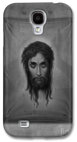 Reformer Galaxy S4 Cases - Jesus Christus Galaxy S4 Case by Edward Fielding