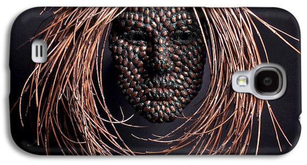 Figures Reliefs Galaxy S4 Cases - Jeweled Galaxy S4 Case by Adam Long