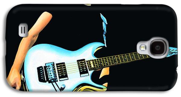 Tour Galaxy S4 Cases - Joe Satriani  Galaxy S4 Case by Paul  Meijering