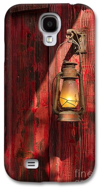 Kerosene Galaxy S4 Cases - Kerosene Lantern Galaxy S4 Case by Carlos Caetano