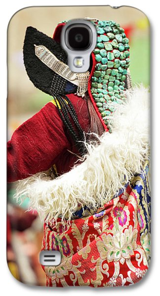 Ladakh, India Married Ladakhi Women Galaxy S4 Case by Jaina Mishra