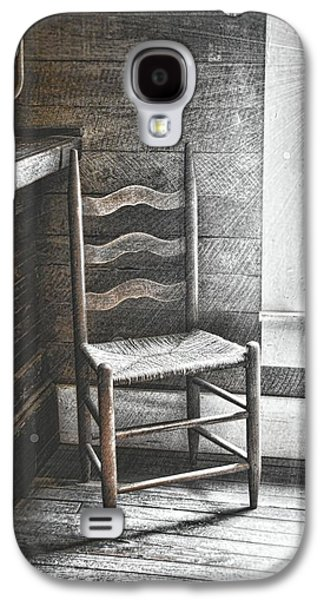 Ladderback Chair Galaxy S4 Cases - Ladderback Galaxy S4 Case by JAMART Photography