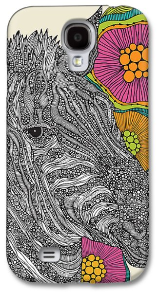 Illustration Photographs Galaxy S4 Cases - Larry Galaxy S4 Case by Valentina Ramos