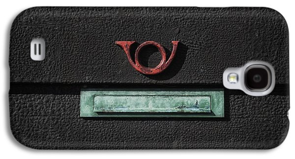 Mail Box Galaxy S4 Cases - Letter Box Galaxy S4 Case by Joana Kruse