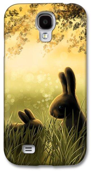 Love Galaxy S4 Case by Veronica Minozzi