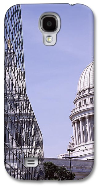 Low Angle View Of A Government Galaxy S4 Case by Panoramic Images