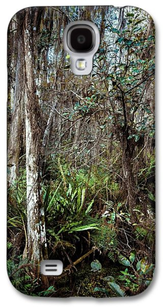 Loxahatchee Refuge Galaxy S4 Case by Rudy Umans