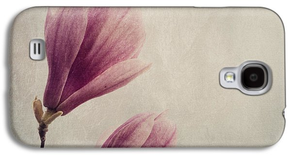 Sun Galaxy S4 Cases - Magnolia Galaxy S4 Case by Jelena Jovanovic