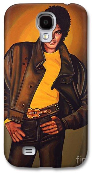 Michael Jackson Galaxy S4 Case by Paul Meijering