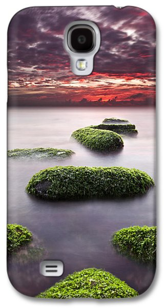 Waterscape Galaxy S4 Cases - Mind and spirit Galaxy S4 Case by Jorge Maia