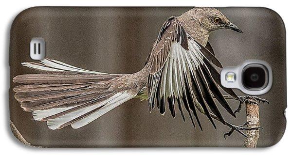 Mockingbird  Galaxy S4 Case by Rick Barnard