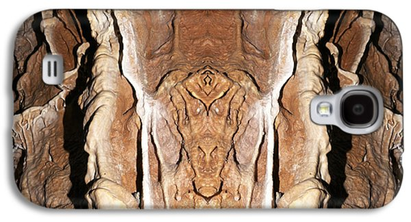 Creepy Digital Art Galaxy S4 Cases - Monster Galaxy S4 Case by Michal Boubin