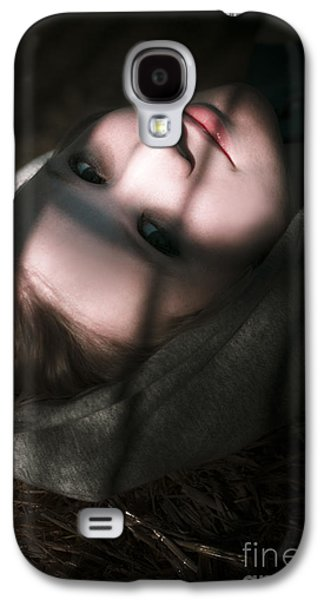Moon Lit Face Galaxy S4 Case by Jorgo Photography - Wall Art Gallery
