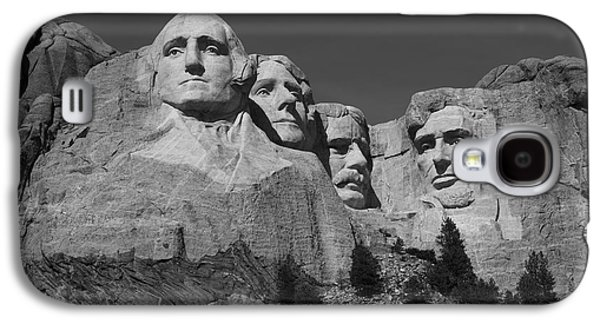 Mount Rushmore Galaxy S4 Case by Frank Romeo