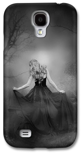 Mystical Landscape Galaxy S4 Cases - Mystical Forest Galaxy S4 Case by Mountain Dreams