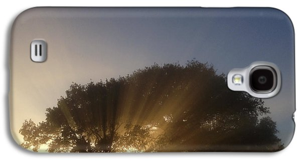 Beautiful Scenery Galaxy S4 Cases - New beginning Galaxy S4 Case by Les Cunliffe
