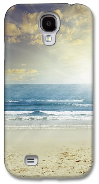 Concept Photographs Galaxy S4 Cases - New day Galaxy S4 Case by Les Cunliffe