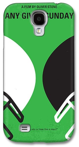 Bug Galaxy S4 Cases - No401 My A Bugs Life minimal movie poster Galaxy S4 Case by Chungkong Art