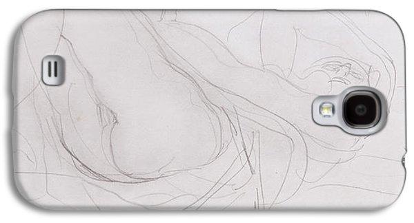 Nude Galaxy S4 Case by Auguste Rodin