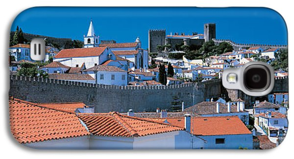 Obidos Portugal Galaxy S4 Case by Panoramic Images
