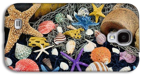 Boaters Galaxy S4 Cases - Ocean Treasures Galaxy S4 Case by Paul Ward