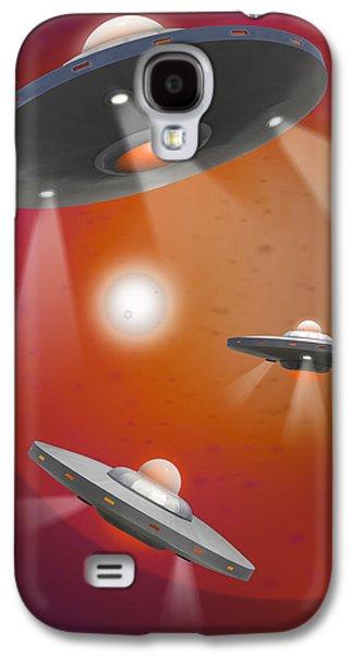 Oh - I Believe 5 Galaxy S4 Case by Mike McGlothlen