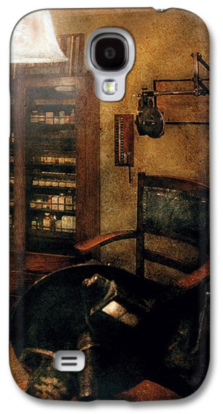 Savad Photographs Galaxy S4 Cases - Optometrist - The  Optometrists Office Galaxy S4 Case by Mike Savad