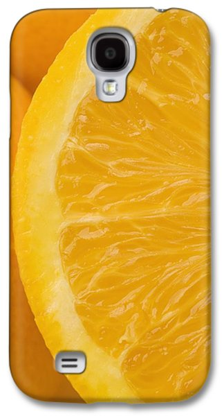 Recently Sold -  - Studio Photographs Galaxy S4 Cases - Oranges Galaxy S4 Case by Darren Greenwood
