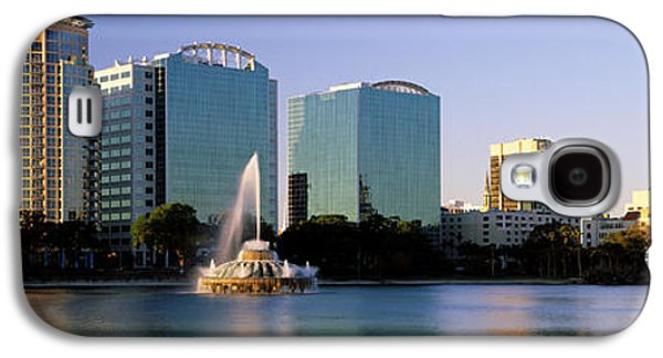 Business Galaxy S4 Cases - Orlando, Florida, Usa Galaxy S4 Case by Panoramic Images